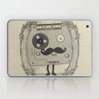 Old Time Story Laptop & iPad Skin