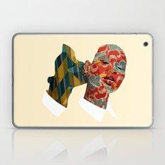 nibbling your ear Laptop & iPad Skin
