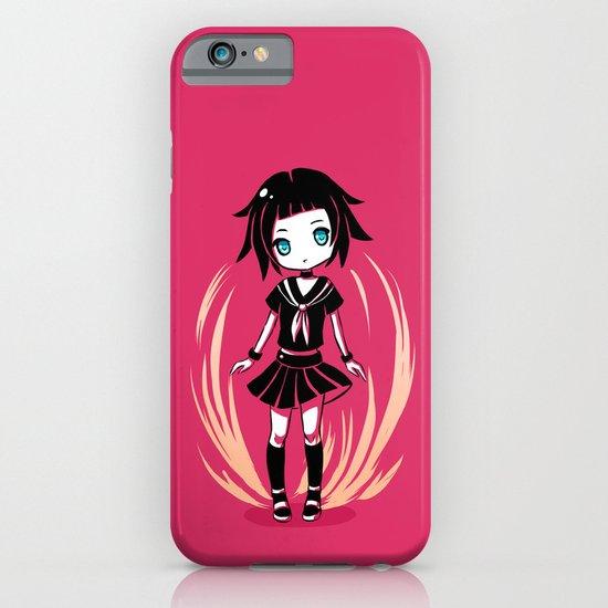 School Girl iPhone & iPod Case