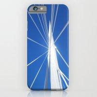 White Suspension iPhone 6 Slim Case