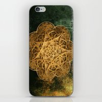 Celtic Gold iPhone & iPod Skin
