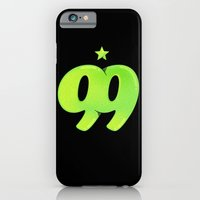 iPhone & iPod Case featuring 99 by Ernesto Lago