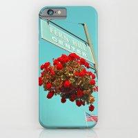 Fern Hill Center iPhone 6 Slim Case