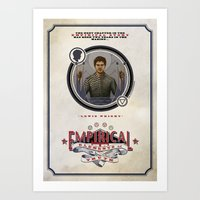 Empirical 'Elements of Truth' - Lewis Wright Art Print