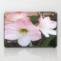 My Aunt's Flowers 1  iPad Case