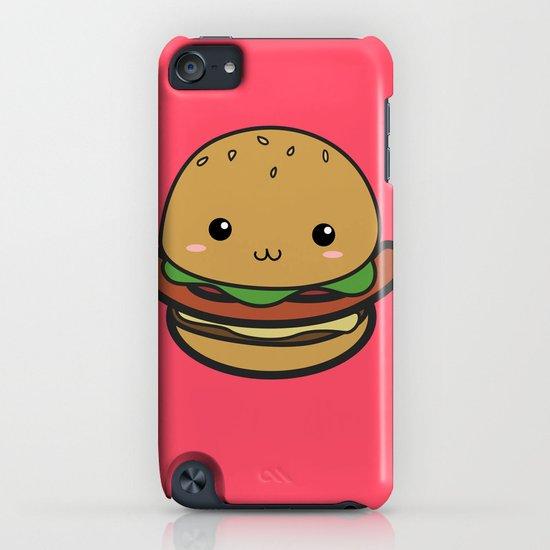 Cute Hamburguer iPhone & iPod Case