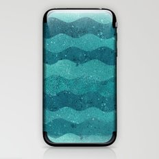 WAVE BREAK iPhone & iPod Skin