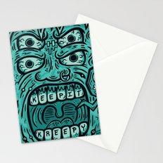KEEP IT KREEPY Stationery Cards