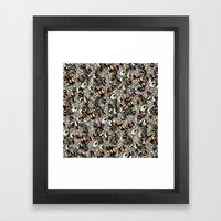 Boho Bling Framed Art Print