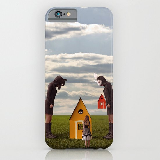 The Question iPhone & iPod Case