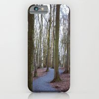 iPhone & iPod Case featuring Trees by StaceeIrvine