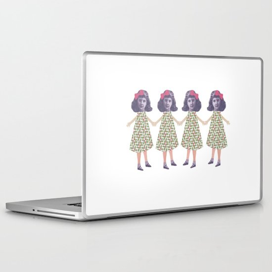 Christmas love Laptop & iPad Skin