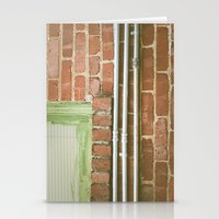 Station House, Subdued Stationery Cards