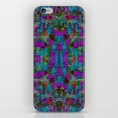 Needlepoint A iPhone & iPod Skin