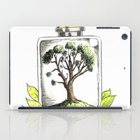 Nature On Display iPad Case
