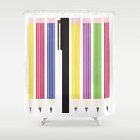 Permanent Shower Curtain