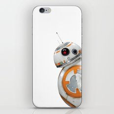 Peeking BB-8 iPhone & iPod Skin