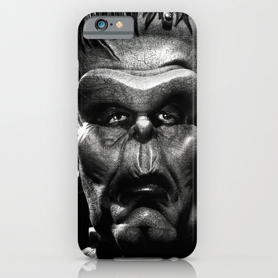 Frankenstein iPhone & iPod Case