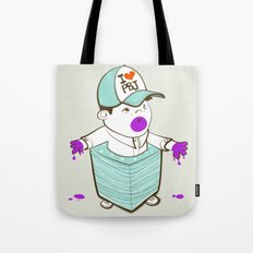 Napkinpants Tote Bag