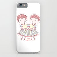 iPhone & iPod Case featuring The Pact by Cate Anevski