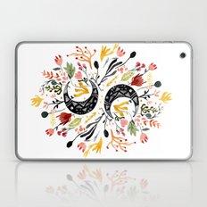 Moon Garden Laptop & iPad Skin