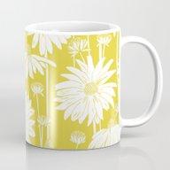 Sunshine Daisy Mug