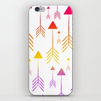 Always On The Rise (summ… iPhone & iPod Skin