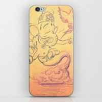 Everyone Has A Genie Som… iPhone & iPod Skin