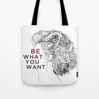 Portrait Of A Forgotten … Tote Bag