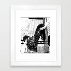 Asc 522 - La Belle Major… Framed Art Print