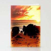 South Coast - Australia Stationery Cards