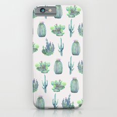 cactus pattern! Slim Case iPhone 6s
