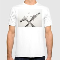 MiG 22 Flogger-B  Mens Fitted Tee White SMALL