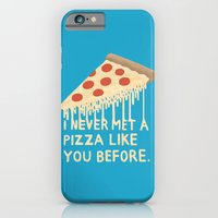 iPhone & iPod Case featuring Sweet Pizza by Chase Kunz