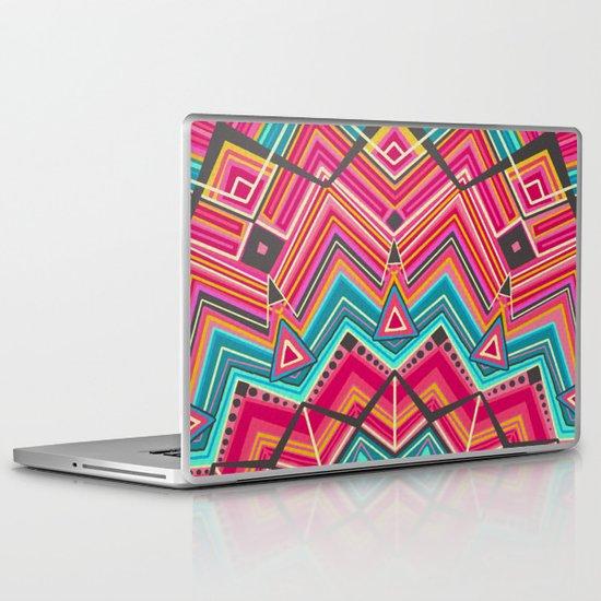 picchu pink Laptop & iPad Skin