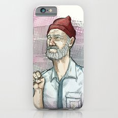 This is an ADVENTURE! Steve Zissou Bill Murray iPhone 6 Slim Case