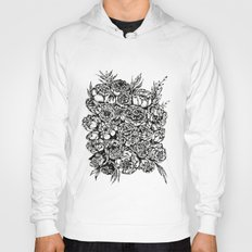 Wedding Flowers  Hoody