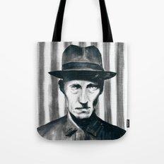 Burroughs Tote Bag
