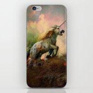Battle Unicorn iPhone & iPod Skin
