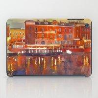 Night In Venice Part 3 iPad Case