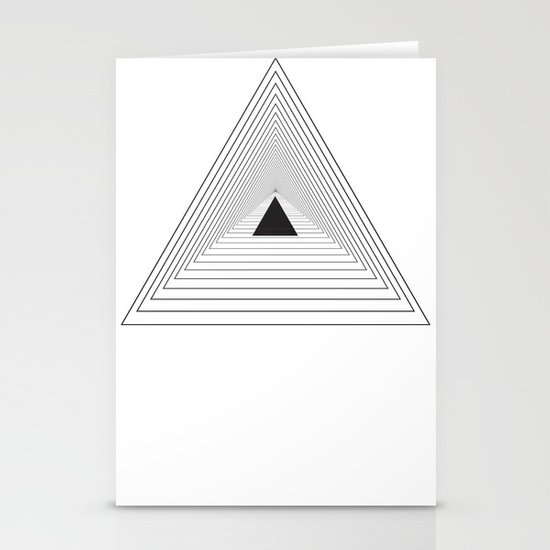 Delta Stationery Card
