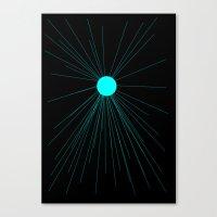 Bigger Issue      [PRIORITIES]  Canvas Print