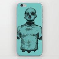Skullboy iPhone & iPod Skin