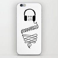 Possessed by the Beat iPhone & iPod Skin