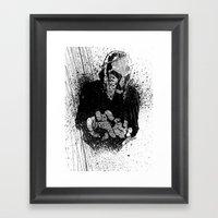 The Gladiator Framed Art Print