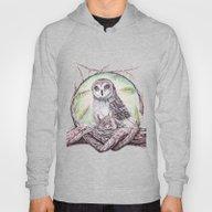 Owl Caregiver Hoody