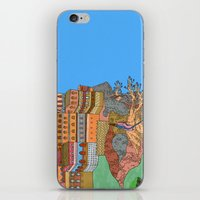 Cliff City Wizards iPhone & iPod Skin