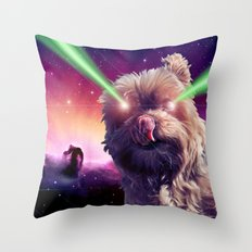 What A Wookie Throw Pillow