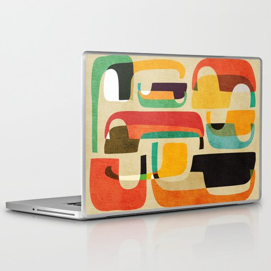 Call her now Laptop & iPad Skin