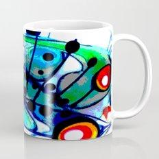 Abstract Explotion Mug
